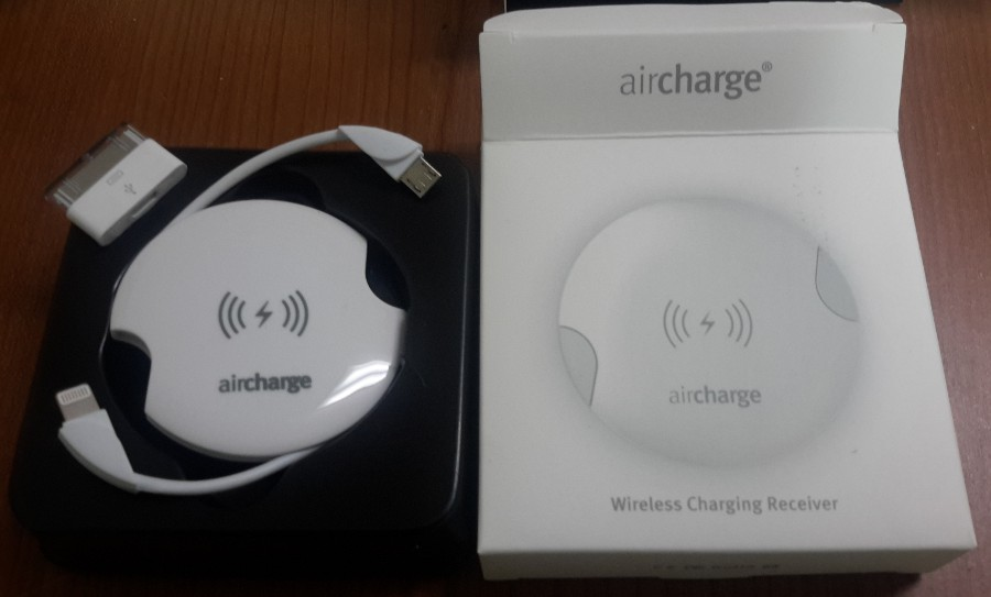 Air Charge - Wireless Charging Receiver