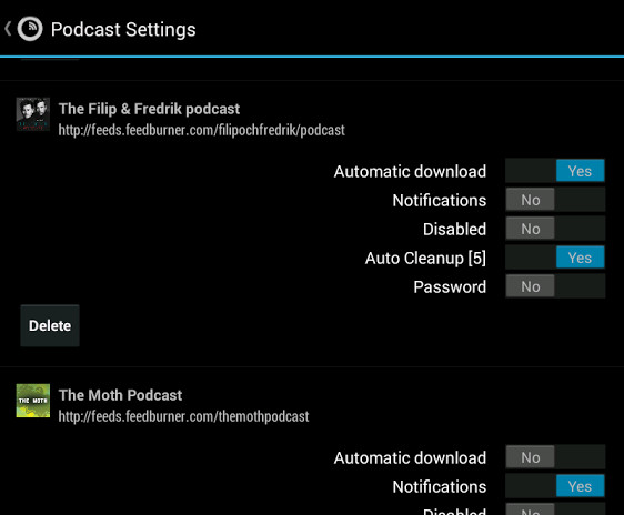 app-review-podkicker-pro-settings