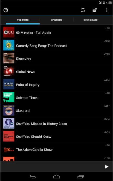 app-review-podkicker-pro-show-list