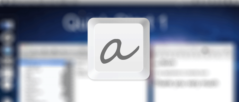 aText Helps You Accelerate Typing on Your Mac (Giveaway)