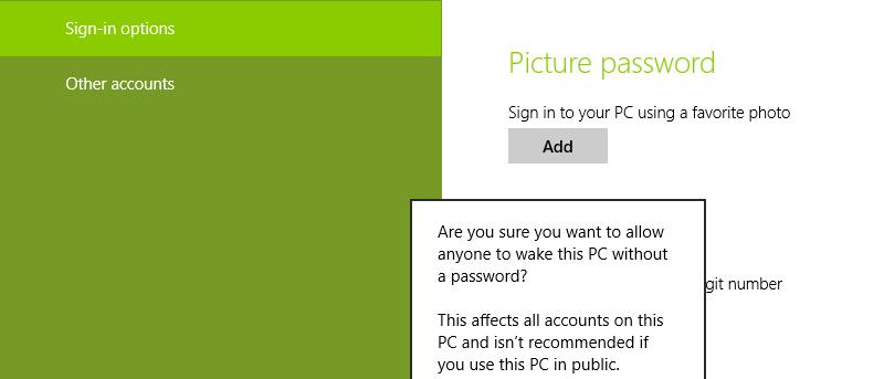 Windows 10 bypass login screen after sleep | reboot  2019-05-27