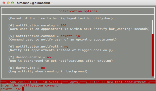 calcurse-notify-edit-command