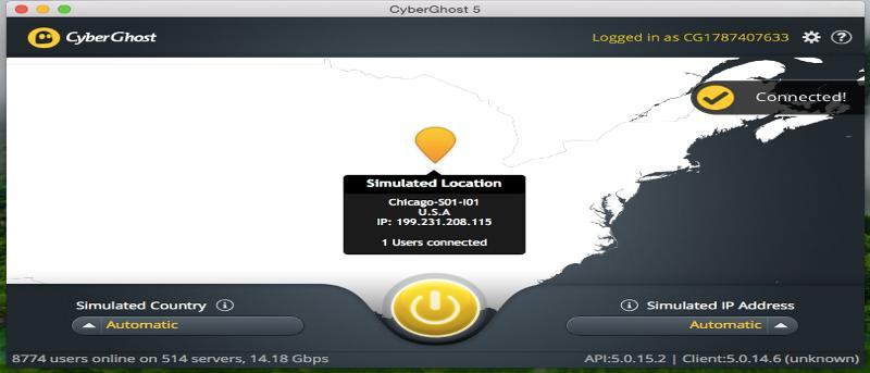 Surf Anonymously With CyberGhost VPN (Giveaway)