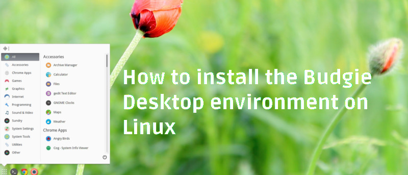 How to Install the Budgie Desktop Environment on Linux