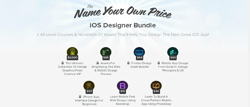 MTE Deals: Everything You Need to Design Your Own iOS App