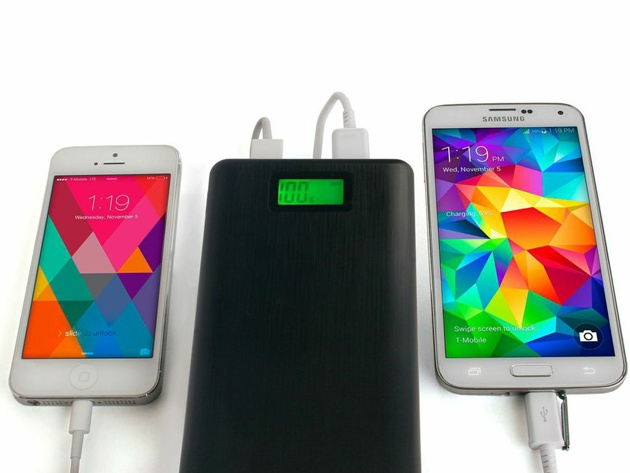 Limefuel LP200X: The 20,000mAh Dual USB Battery Pack - Keep Your USB Devices Juiced Up All Day