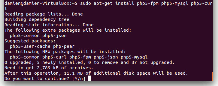 php5-installation