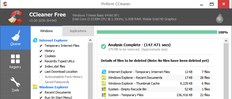 How to Schedule CCleaner to Run Automatically Using Windows Task Scheduler
