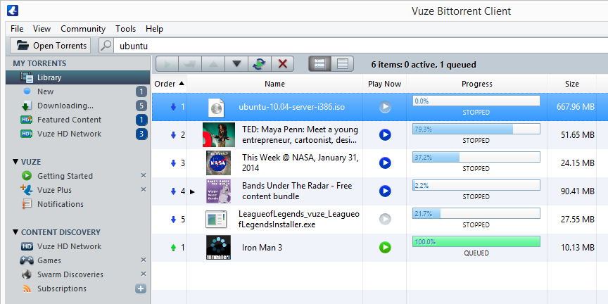 torrent-clients-vuze