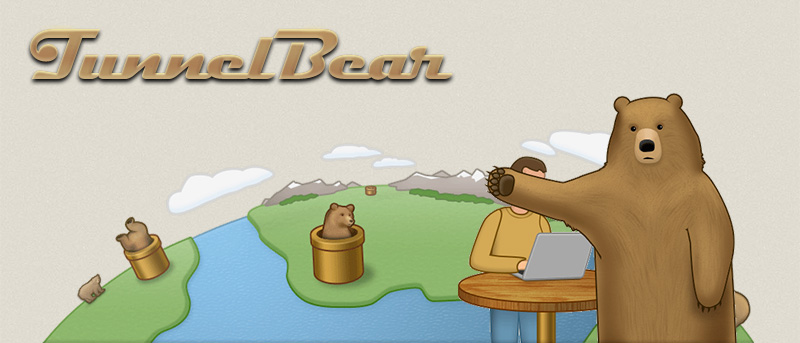TunnelBear VPN: A Beautiful Bear That Just Works – Review and Giveaway