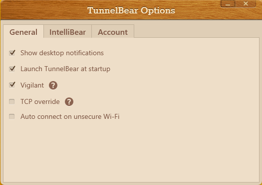 tunnelbear-settings-window