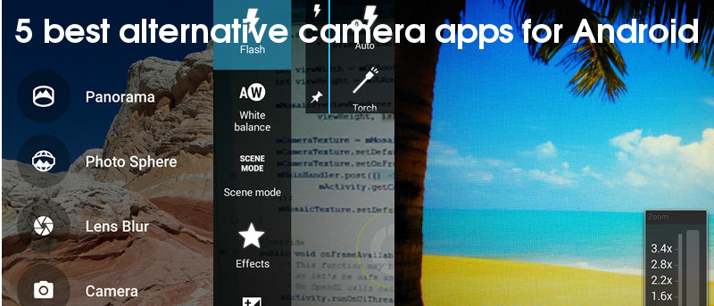 5 of the Best Alternative Camera Apps for Android