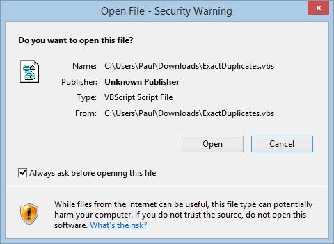 TS-Open-Warning