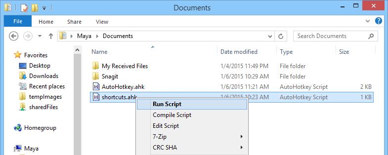 autohotkey-run-script