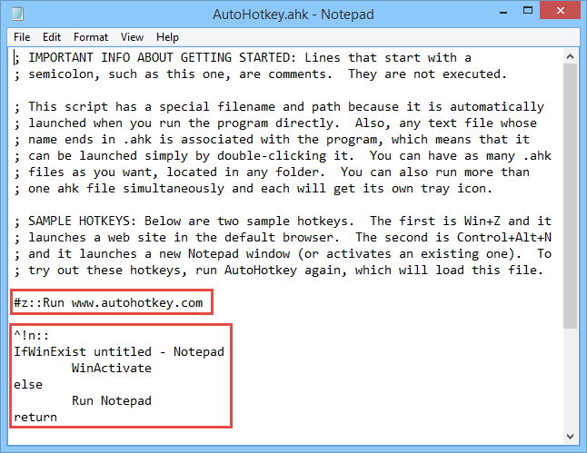 What is AutoHotKey and How To Use It to Automate Things in Windows