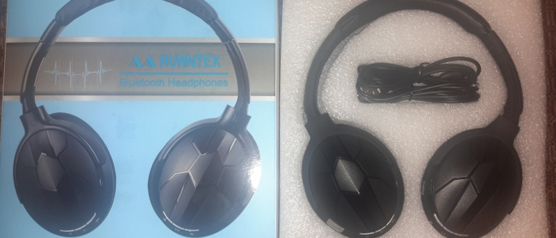 Avantek Bluetooth Wireless Headset with Built-In Mic - Review & Giveaway