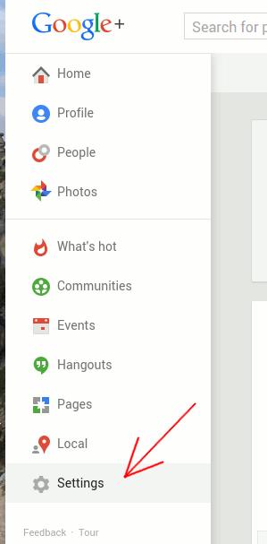 gplus-settings-options