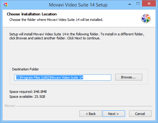movavi video suite 16 activation key only