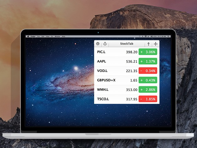 StockTab: Easily Monitor & Optimize Your Stock Market Investments