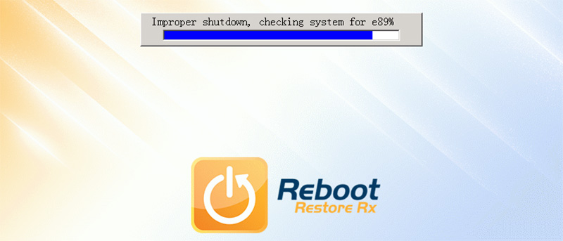 Reboot Restore Rx – An Easy Way to Restore Your Windows System Automatically