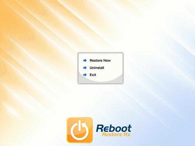 reboot-restore-options