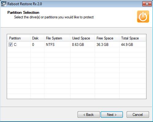reboot-restore-select-drives