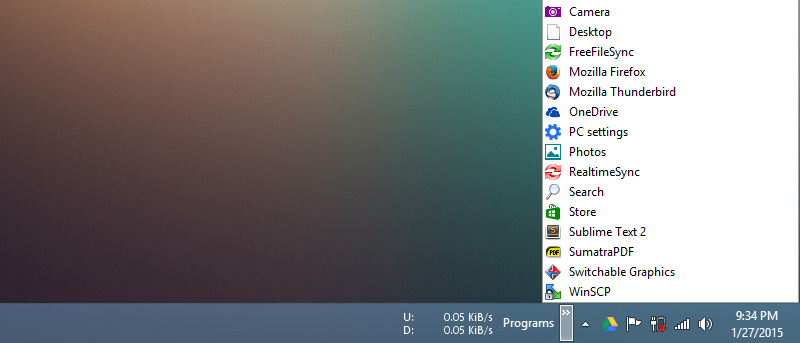 Easily Create Your Own Start Button in Windows 8