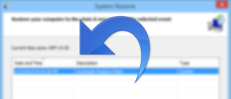 What System Restore Can and Cannot Do to Your Windows System