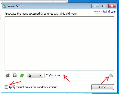 vsubst-select-folder