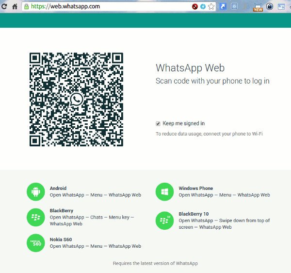 How to Access WhatsApp on Your Chrome Browser - Make Tech Easier