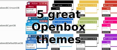 5 Great Openbox Themes