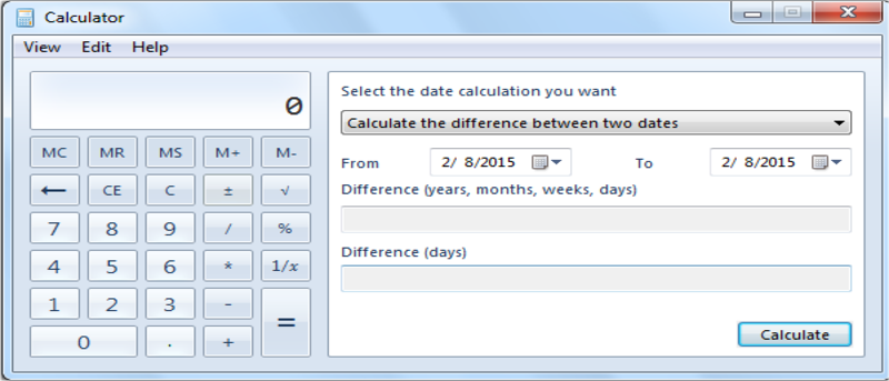 Add Windows Calculator to Excel Quick Access Toolbar