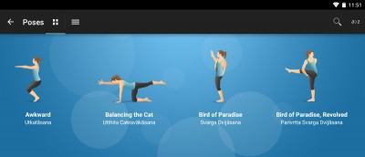 6 Android Apps That Can Help You Practice Yoga at Home