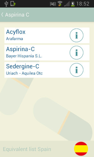 Find My Medicine Android App