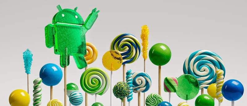 New Features and Changes in Android Lollipop