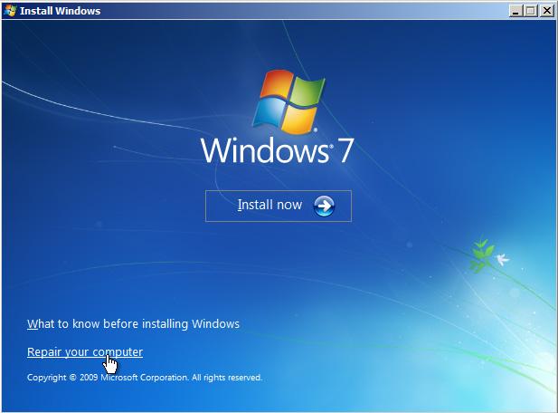 fix-boot-errors-install-screen