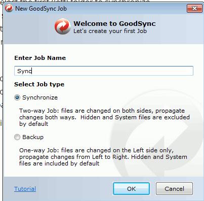 goodsync-new-job