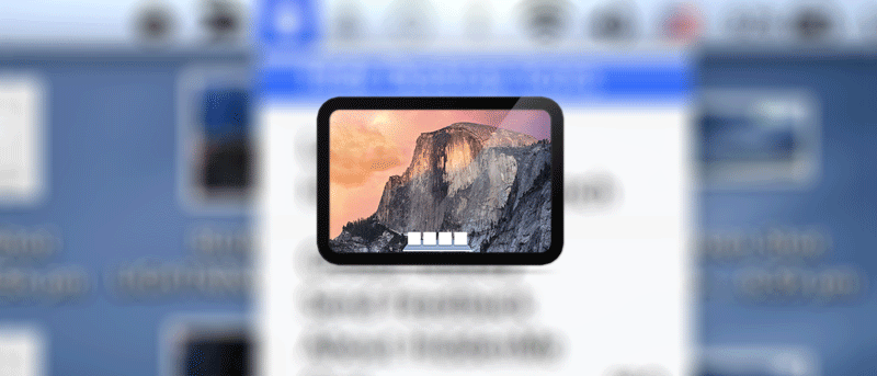 How to Quickly Hide the Desktop Icons in Mac