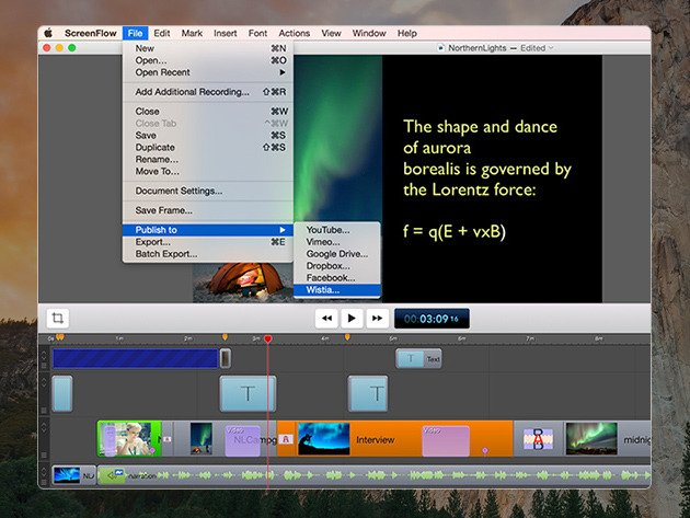 The best screen recording tool for Mac, recommend by everyone.