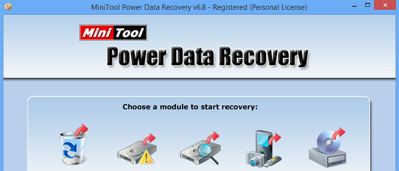 Recover Your Deleted Files with Power Data Recovery (Review and Giveaway)