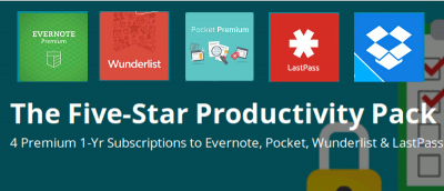 MTE Deals: Huge Discount For The Five-star Productivity Pack