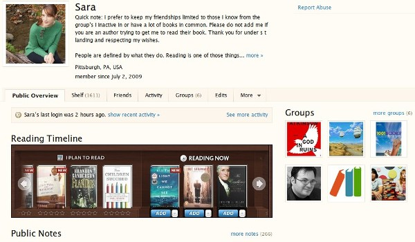 reading-tools-shelfari-profile