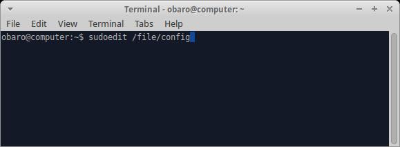 secure-ubuntu-sudoedit