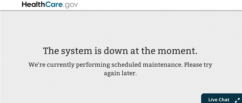 Why Websites Go Down, And What They Do About It - Make Tech Easier