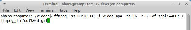 Run this command, replacing video.mp4 with video file.