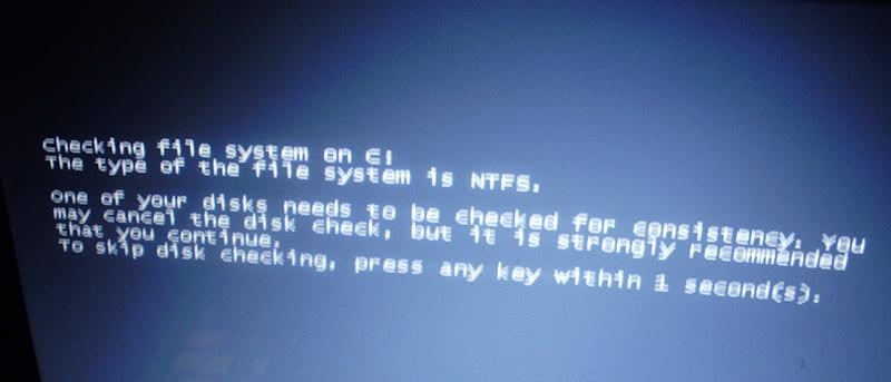 How to Cancel Scheduled CHKDSK Operations in Windows
