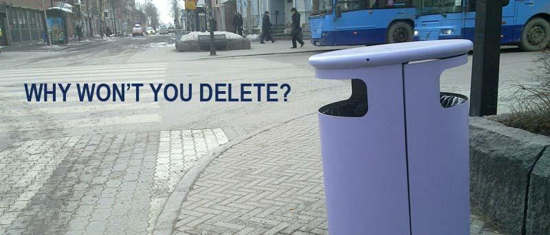 Delete Files that are 'In Use' in OS X