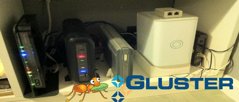 How to Create Your Own NAS With GlusterFS