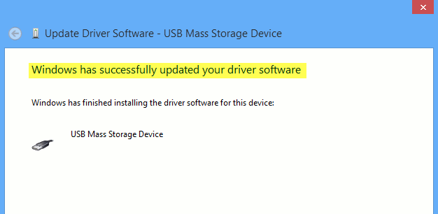 Administrators can easily override the device installation restrictions.