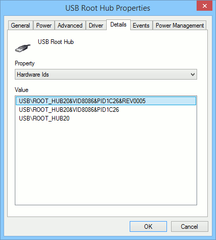 You can easily find your device hardware ID by opening the device manager.